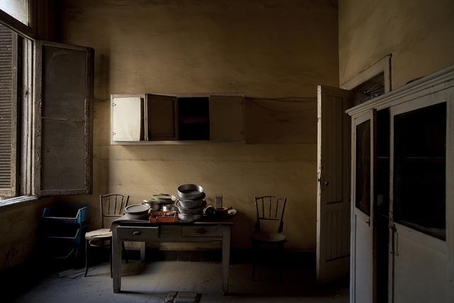 , 'Kitchen, Mahmoud Bassiouny Street, Cairo,' 2010, Tintera