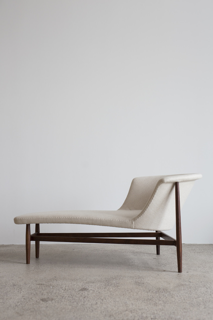 , 'Chaise lounge,' 1951, Galleri Feldt