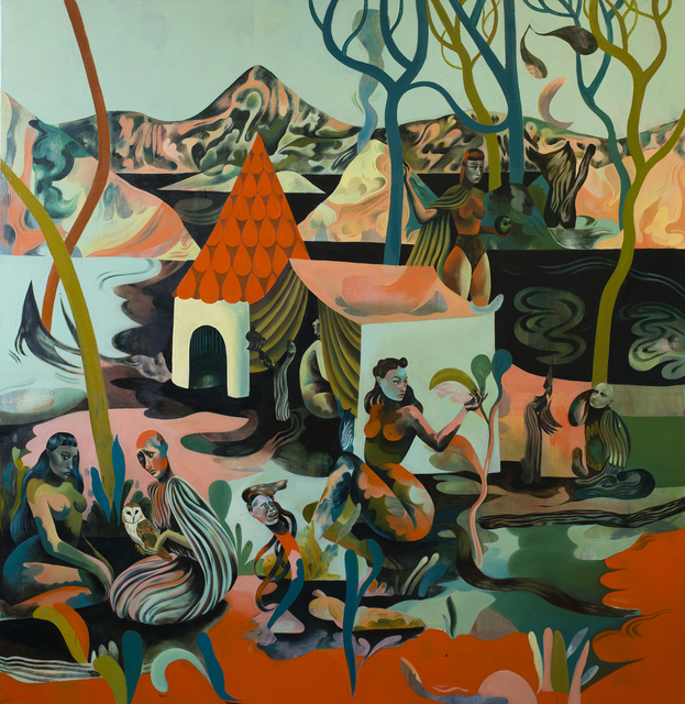 Jessie Makinson, 'Totally Wooed', 2018, Galería OMR