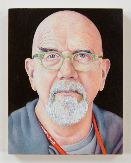 , 'Chuck Close,' 2015, Lora Reynolds Gallery