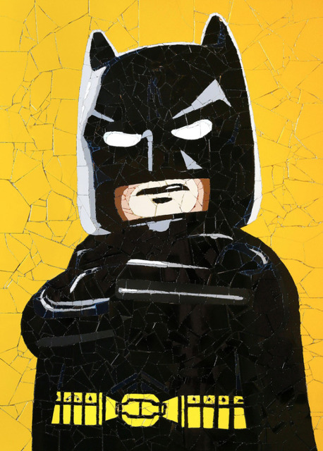 , 'Batman,' 2017, Maddox Gallery