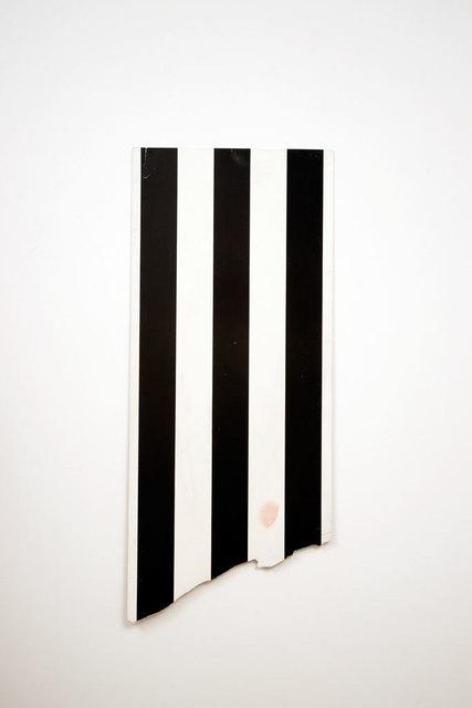 , 'Fragment de sinistre,' 1989, Semiose