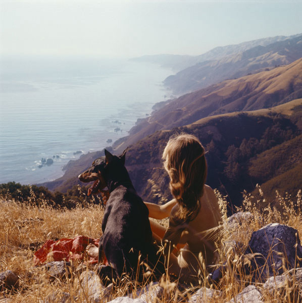 , 'Sandy and Agar, Big Sur, 1961,' 1961, Michael Hoppen Gallery