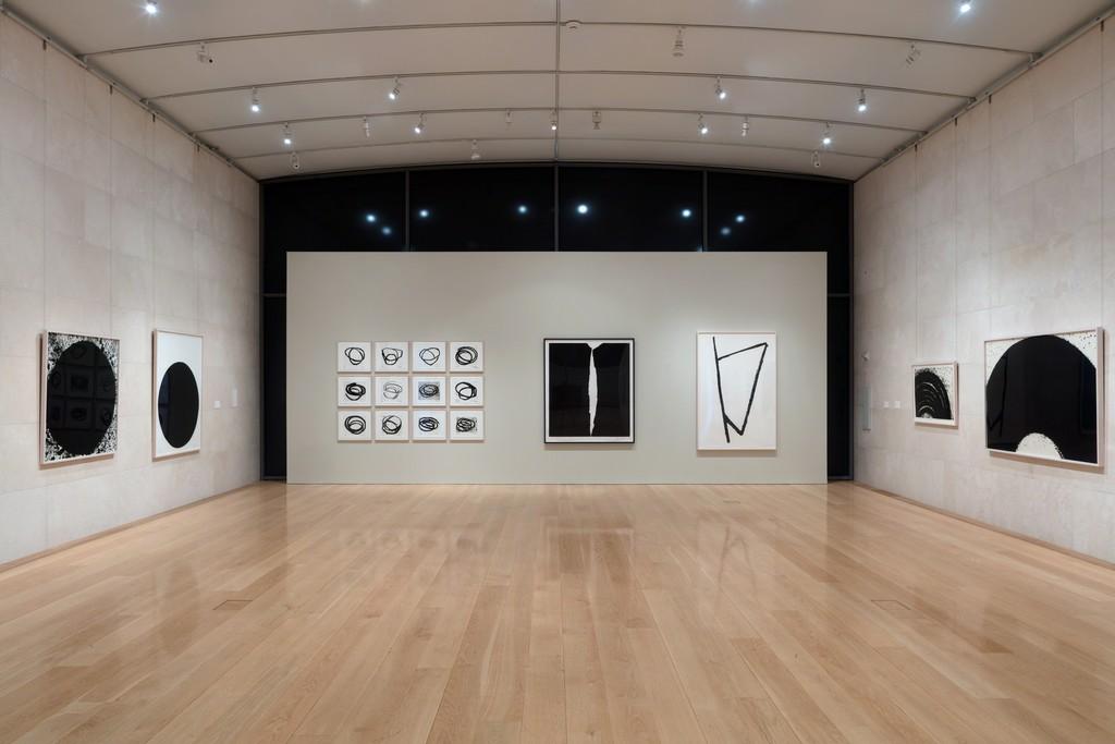 Richard Serra: Prints, 2017, installation view, Photo: Kevin Todora