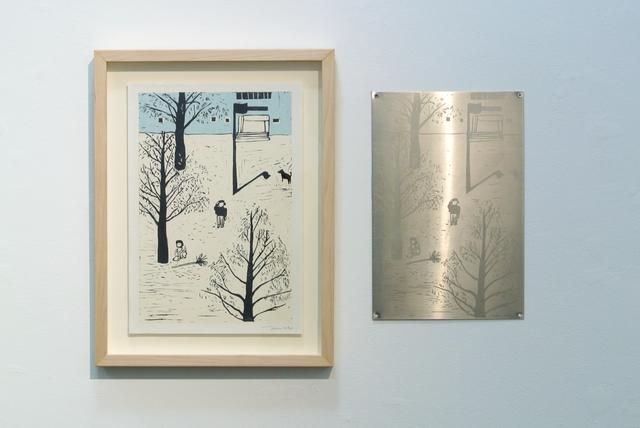June Ho, 'Rural School Daily', 2019, Karin Weber Gallery