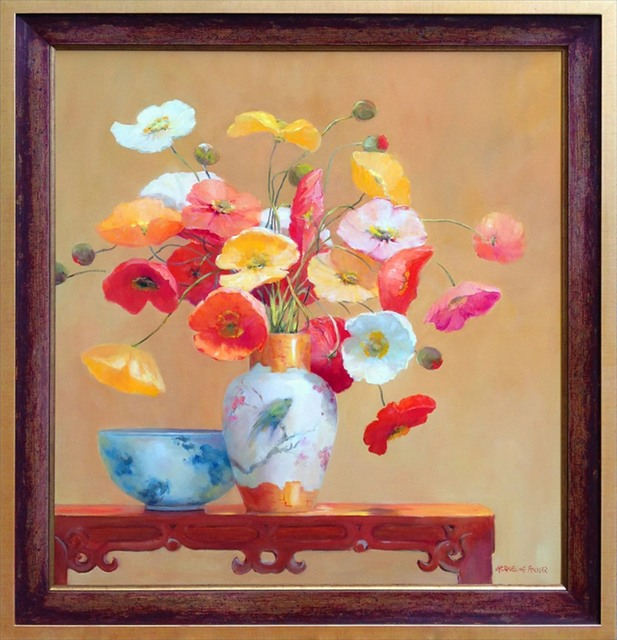 , 'Poppies ,' 2014, Wentworth Galleries