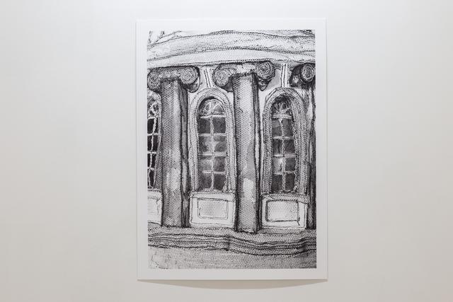 , 'Detail of Marché Bonsecours ,' 2018, Art Mûr