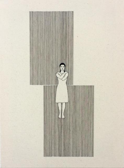 """, 'Série """"nós"""" (1),' 2016, Gabinete de Arte k2o"""