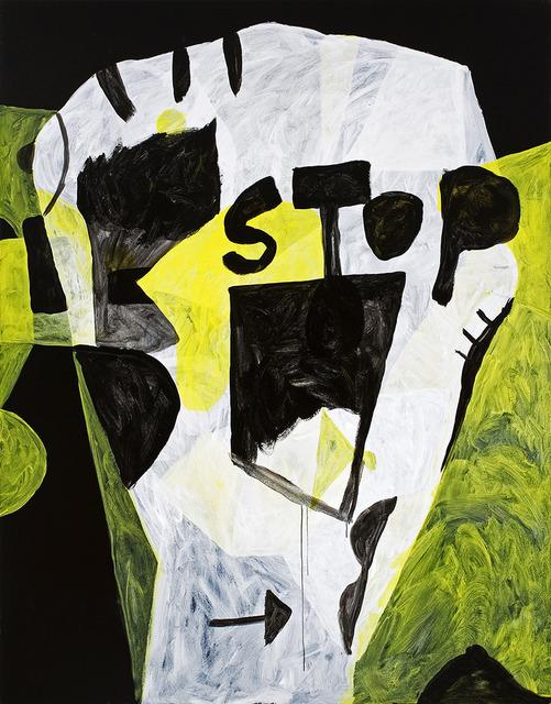 , 'Stop,' 2008, Galeria Pilar
