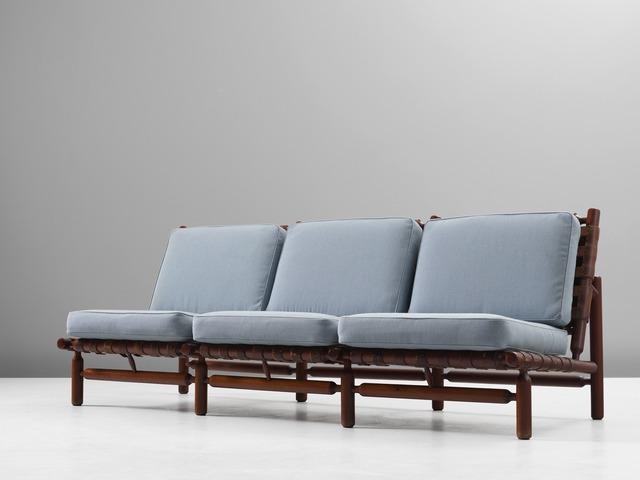 Ilmari Tapiovaara, 'Leather Sofa', 1957, MORENTZ
