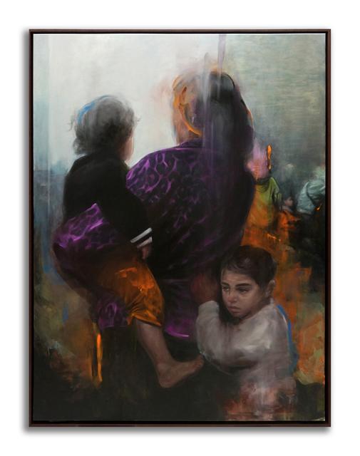 , 'Looking Past,' 2015, StolenSpace Gallery