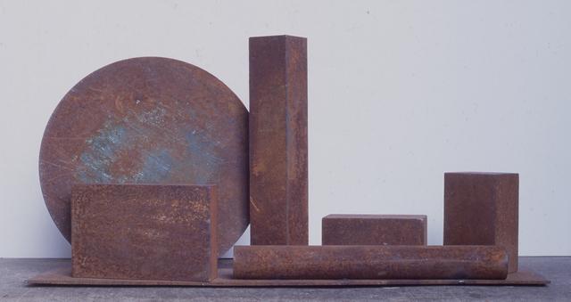 , 'Metal Composition No. 4,' , Boundary Gallery