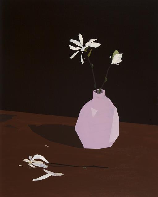 , 'Spring Magnolias,' , Dowling Walsh
