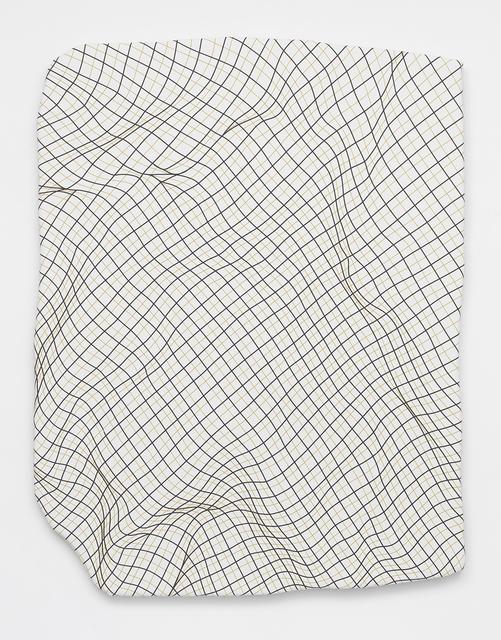 , 'Untitled (Z_F),' 2014, Feuer/Mesler