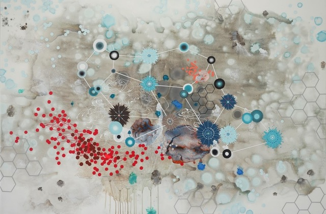Heather Patterson, 'Particle', 2018, Walker Fine Art