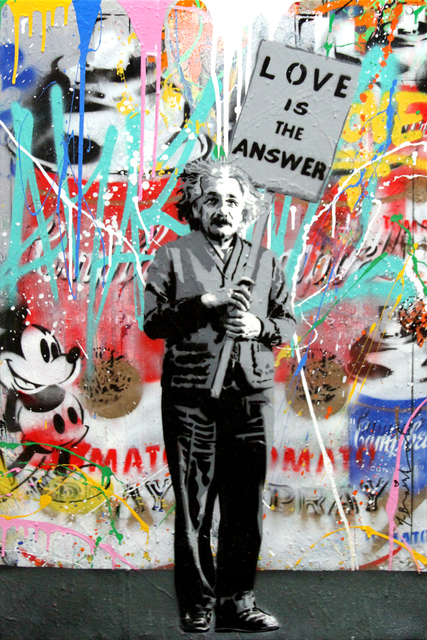 , 'Einstein,' 2016, Galerie de Bellefeuille