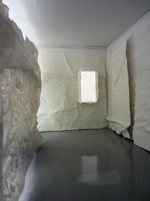 , 'Paper Eggshell,' 2015, Bruno David Gallery & Bruno David Projects