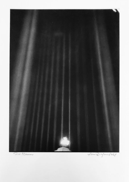 Leni Riefenstahl, 'Die Flamme (The Flame)', 1936, The Art:Design Project