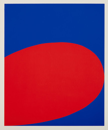 Red/Blue, from Ten Works x Ten Painters