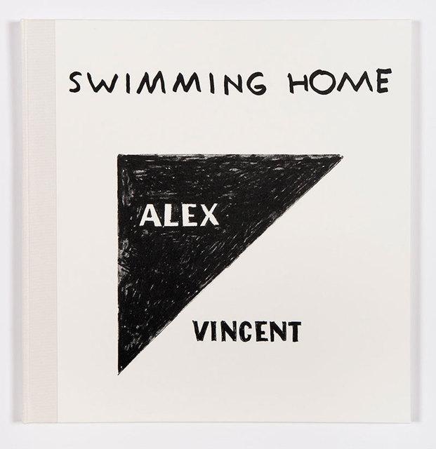 Alex Katz, 'Swimming Home', 2013, Graphicstudio USF