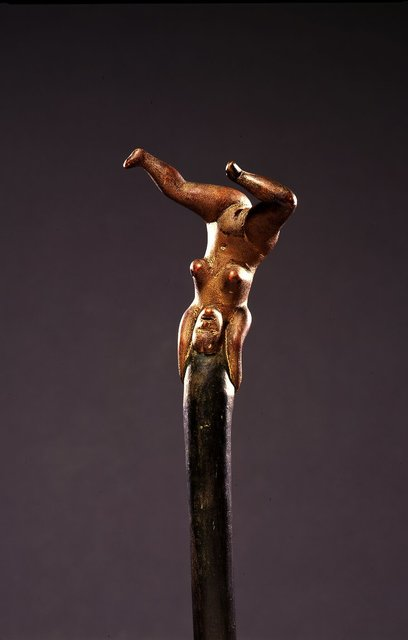 , 'Erotic Cane,' mid to late 19th century, Ricco/Maresca Gallery