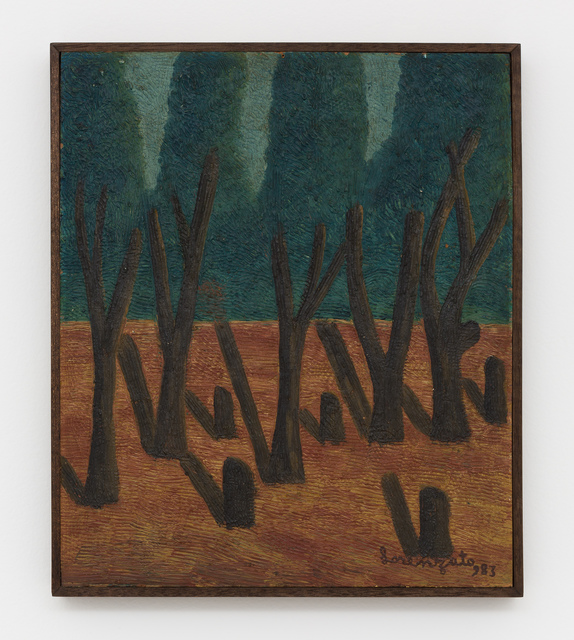 Amadeo Luciano Lorenzato, 'Floresta / Wood', 1983, Mendes Wood DM