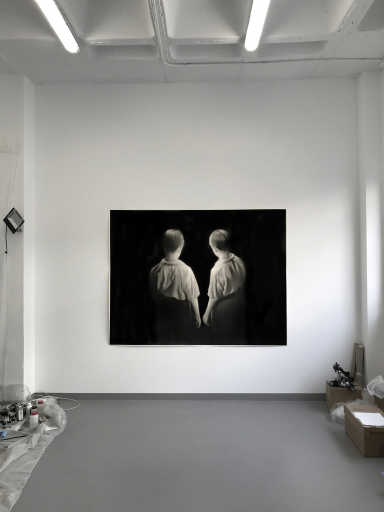 latest work shown at VOLTA BASEL 2018 by Hugo Alonso