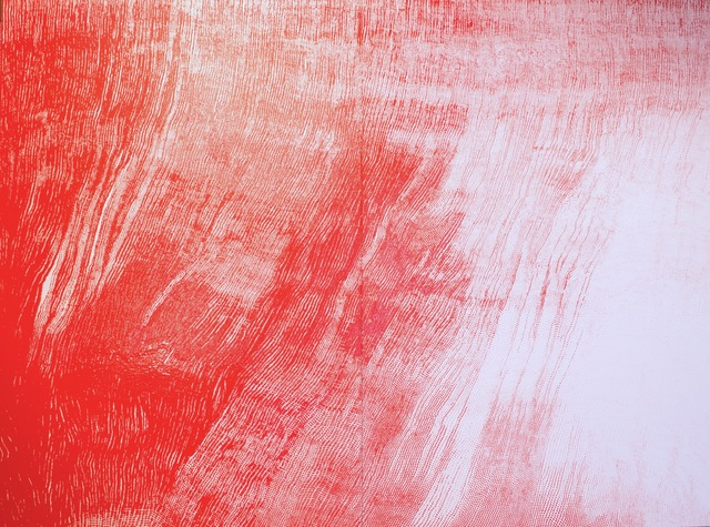 , 'Repetition Red (dot) 47,' 2018, COHJU contemporary art