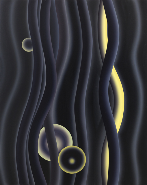 , 'Luna Tango: No. 2,' 2015, Dominik Mersch Gallery