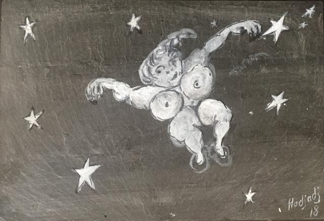 , 'Danseuse Étoile,' 2018, Molin Corvo Gallery