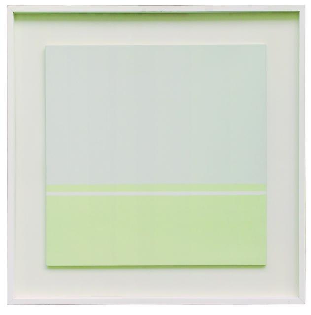, 'Orizzonti 0-0=0,' 1968, Häusler Contemporary