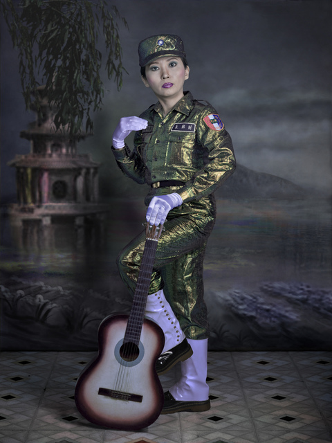 Wu Tien-Chang, 'Unforgettable Lover ─ Soldier', 2013, TKG+