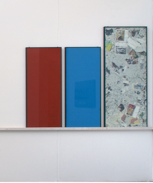 Christoph Rütimann, 'Rot Blau Wasch', 1996, Mai 36 Galerie