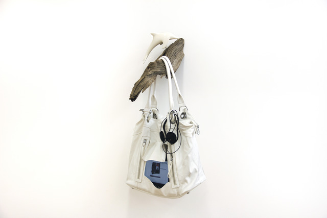 , 'Video Bag / David Hammons Toy with Egypt and Libya,' 2011, Anthony Reynolds Gallery