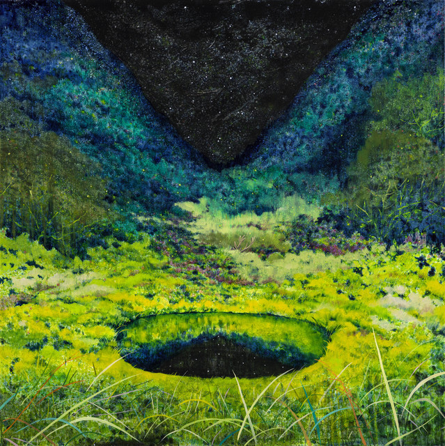 , 'Black Hole Memories,' 2014, Liang Gallery