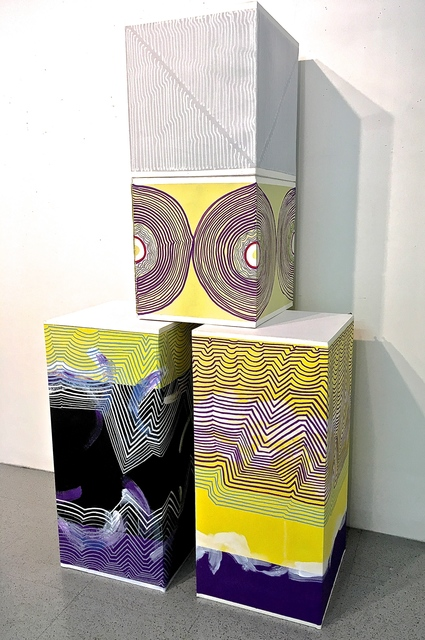 Judith Pratt, 'Cityscape: DC Archway ', Zenith Gallery