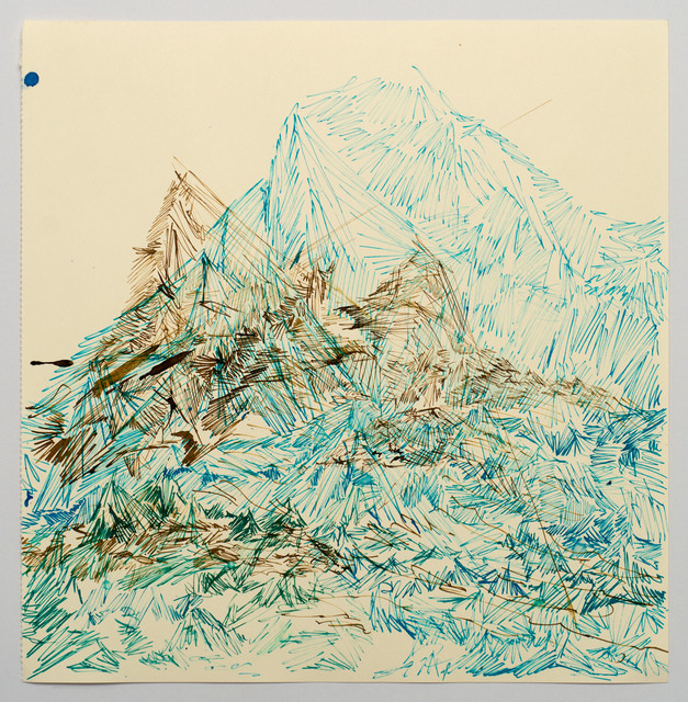 Laleh Khorramian, 'Peaks 17', 2019, Center for Human Rights in Iran Benefit Auction