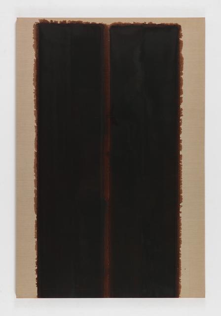 , 'Burnt Umber & Ultramarine Blue,' 1993, Simon Lee Gallery