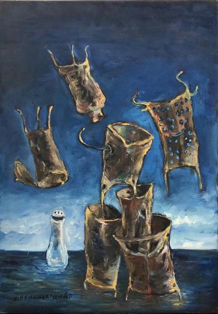 , 'Flying Tools,' 1998, Dan Gallery