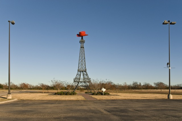 , 'Grand Paris Texas,' 2009, Ballroom Marfa