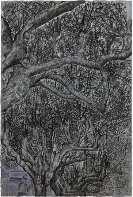 , 'trees,' 2016, Ben Brown Fine Arts