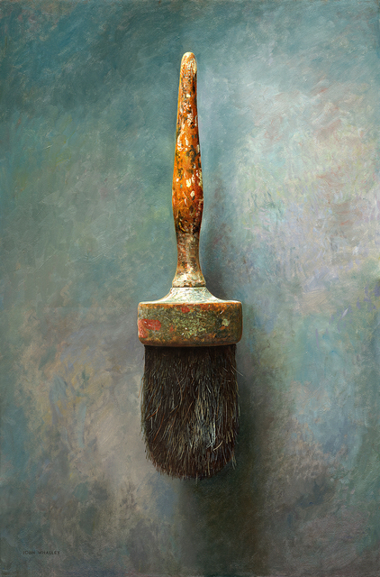 , 'Round Brush,' 2018, Greenhut Galleries