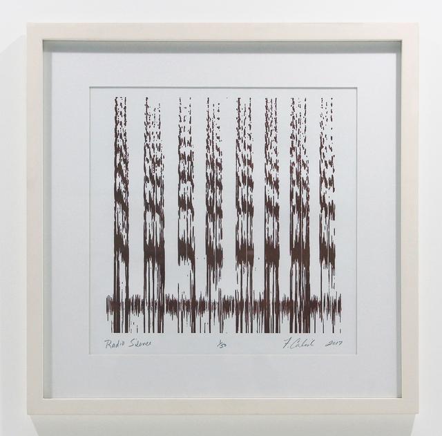 , 'Radio Silence,' 2017, Emerson Dorsch