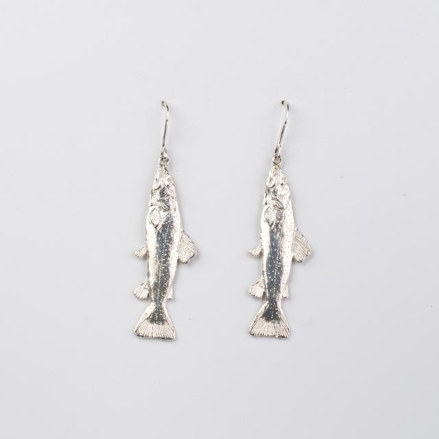 , 'Trout Earrings,' , Ruckus Art Gallery