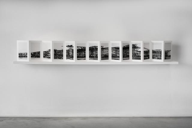 , 'Palais des Machines ,' 2011, Gachi Prieto