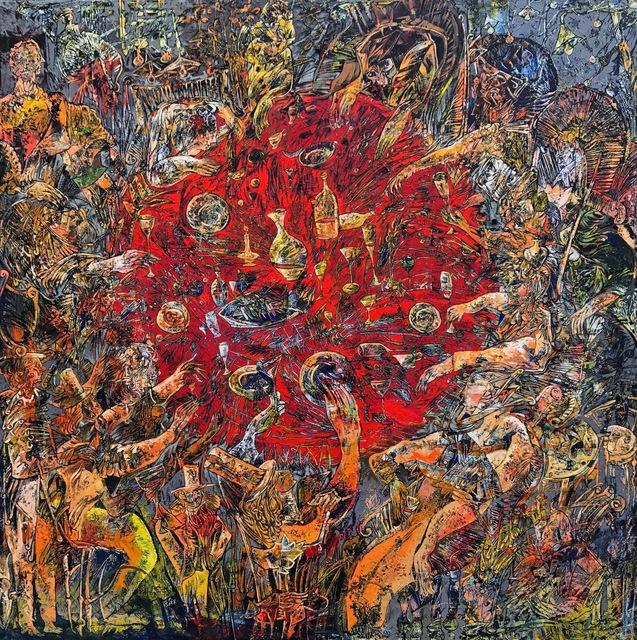 Fredy Villamil, 'A Business Affair', 2017, Aldo Castillo Gallery