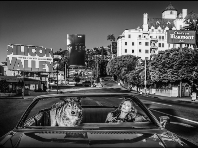 David Yarrow, 'Once Upon A Time...', 2019, Photography, Archival Pigment Print, Hilton Asmus
