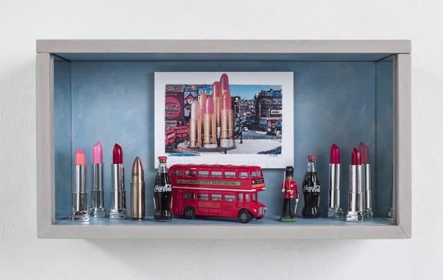 , 'Oldenberg - Lipsticks,' 2016, Beatriz Esguerra Art