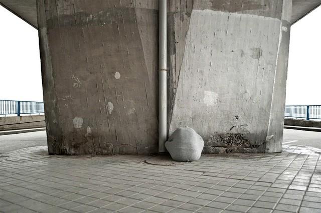Verónica Vicente, 'Una estrategia de la apariencia, 3', 2011, Espacio Líquido La Gran