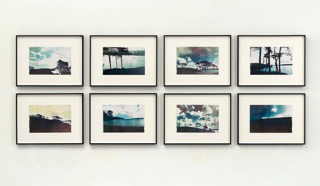 , 'Durgan Field Working Series 2 (from Signals 1975 - 78),' 1976, Richard Saltoun